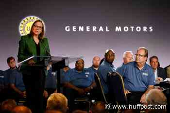 GM Drops Support For Trump Administration Lawsuit Against California Clean-Air Standards