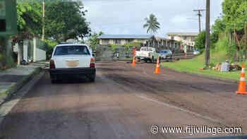Major repair works commences on Milverton Road - Fijivillage