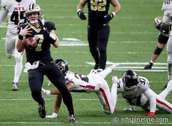 11/23: NFL Spin Zone- New Orleans Saints must consider drafting a first-round quarterback