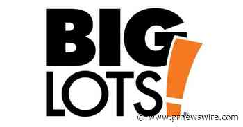 Big Lots To Report Third Quarter Results On December 4, 2020