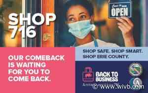 """Erie County """"Shop 716 eGift Card Program"""" offering buy one, get one free deal"""