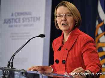 B.C. Liberals choose Shirley Bond as interim leader