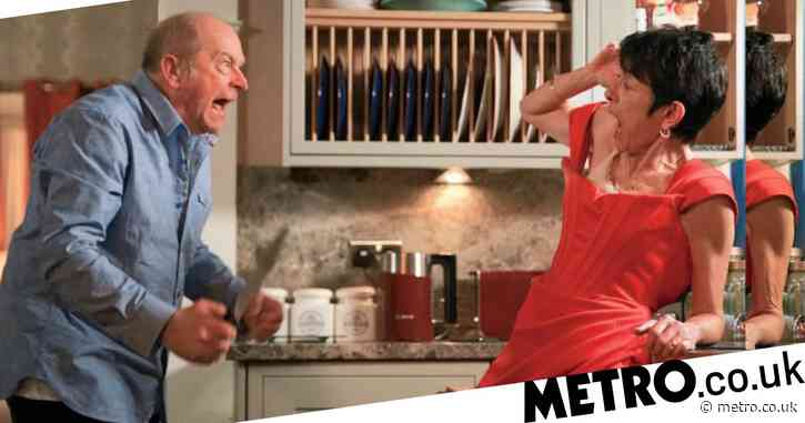 Coronation Street star Ian Bartholomew 'feels bad' for Geoff and Yasmeen abuse scenes