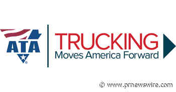 ATA Shares Message of Safety, Trucking's Essentiality This Holiday Season