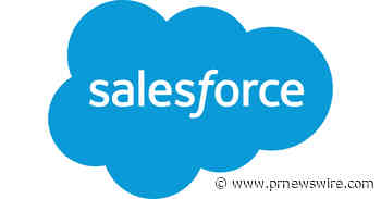 Salesforce Grants Equity Awards to Mobify Employees Under Its Inducement Equity Incentive Plan