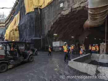 STM terminates contract with team excavating Côte-Vertu métro garage