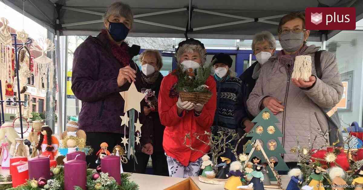 Adventskränze gehen in Trossingen weg wie warme Semmeln - Schwäbische