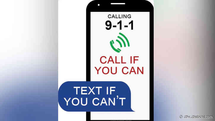 Irving Launches Text-To-911