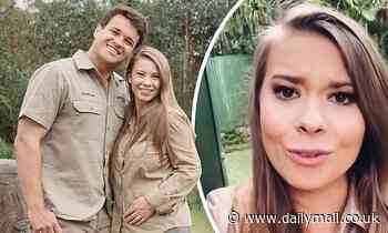 Pregnant Bindi Irwin makes a horrifying discovery while doing her laundry
