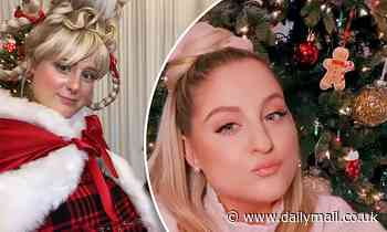 Meghan Trainor tried for Christmas baby but may make Valentine's Day