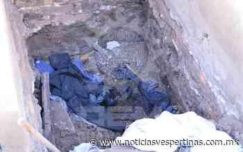 Hallan restos humanos al interior de finca en Irapuato - Noticias Vespertinas