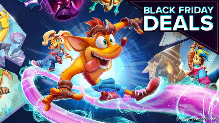 Black Friday 2020: Crash Bandicoot 4 Spins Down To $30