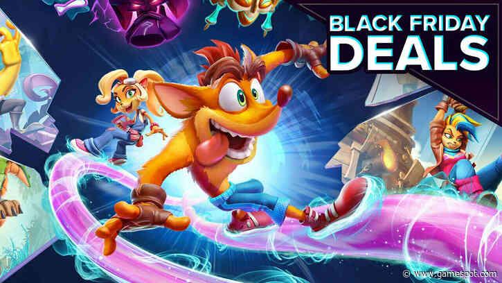 Black Friday 2020: Crash Bandicoot 4 Spins Down To $30