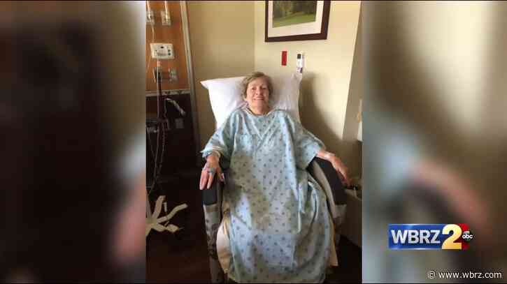 Woman in her 70s finds cancer early, emphasizes importance of annual screenings