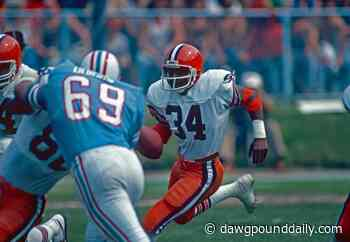 Former Cleveland Browns running back sees double-digit wins in future - Dawg Pound Daily