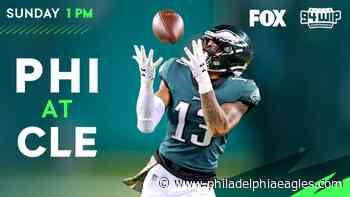 How to watch, stream Sunday's game - PhiladelphiaEagles.com