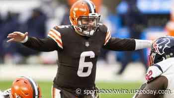 Philadelphia Eagles at Cleveland Browns odds, picks and prediction - USA TODAY Sportsbook Wire