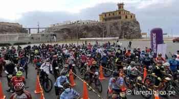 Arequipa: realizaron competencia de ciclismo pese a restricciones en Mollendo - LaRepública.pe