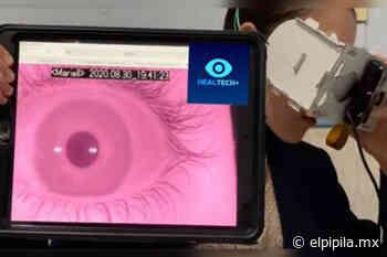 Estudiantes de Irapuato crean novedosa aplicación para detectar glaucoma - Gabriel Gutiérrez Rubio