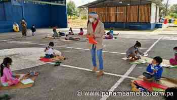 Meduca reinicia clases a distancia en Boquete, Alanje y Gualaca, tras ser suspendidas por los efectos del huracán Eta - Panamá América