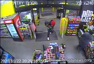 Another Attala County Dollar General robbed at gunpoint