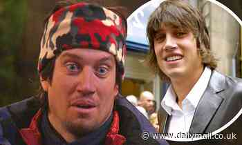 I'm A Celebrity: Vernon Kay says his first kiss was on Wigan Pier