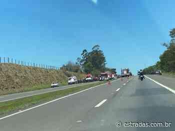 Acidente na SP-294, entre Bauru e Pederneiras, deixa dois feridos - Estradas