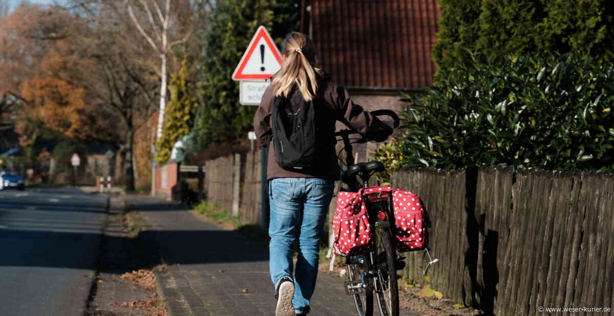 Fußweg soll nun doch breiter werden - WESER-KURIER