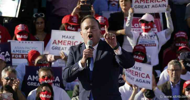 Sen. Mike Lee continues to defend Trump's questioning of election results