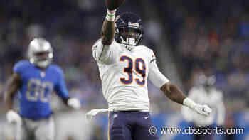 Bears place safety Eddie Jackson on team's reserve/COVID-19 list ahead of Week 12 vs. Packers