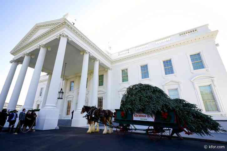White House still planning holiday parties, despite virus warnings