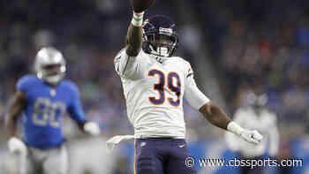 Bears place safety Eddie Jackson on team's reserve/COVID-19 list ahead of Week 12 vs. Packers