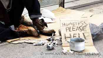 Council awarded grant to help homeless - North Somerset Times