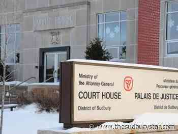 Cases remain stuck in Sudbury's court system