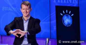 Jeopardy's first host after Alex Trebek's death is former champ Ken Jennings     - CNET