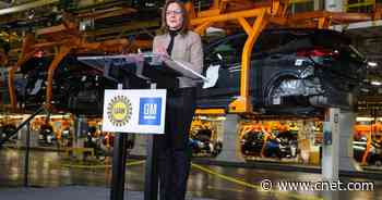 GM drops support for Trump administration's lawsuit to ban California's regulations     - Roadshow