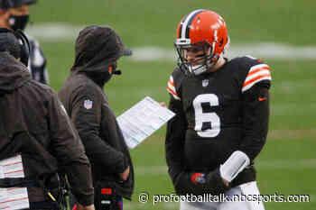 Kevin Stefanski sees the potential value in bad-weather Browns games