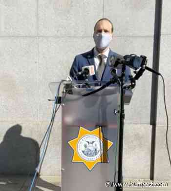 San Francisco DA Charges Officer With Homicide In Historic First