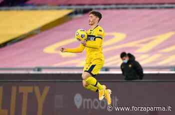 """Busi: """"Orgoglioso di aver giocato i miei primi minuti nel Parma"""" - Forza Parma"""