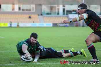 Pro14: Zebre-Connacht finisce 12-47. Irlandesi dilaganti a Parma - OnRugby
