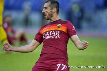 Roma-Parma 3-0 LE PAGELLE: Villar D'Este. Mkhitaryan è un Sacco Bello - ForzaRoma.info
