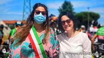 """Insulti sessisti su un muro contro il sindaco Alice Parma, la solidarietà: """"Cultura arretrata"""" - RiminiToday"""