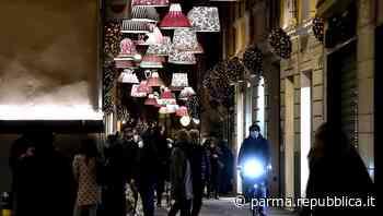 Verso il Natale: le luminarie accendono Parma - Foto - La Repubblica