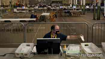 Pennsylvania Supreme Court rejects Trump campaign's effort to block counting certain absentee ballots