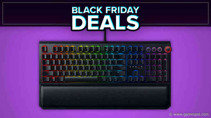 Black Friday 2020: This Razer Gaming Keyboard Just Got An Incredible Discount