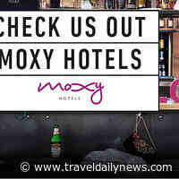 Marriott International signs agreement with Ingenious Holding Ltd to bring Moxy brand to the Middel East
