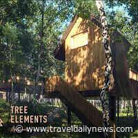 "Tree Elements, treehouse ""eco-kind"" retreat"
