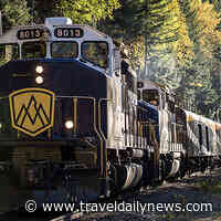 Rocky Mountaineer will launch a new train journey in the USA for 2021