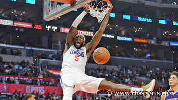 Montrezl Harrell on whether the Clippers wanted him back: 'Apparently not if I'm on the other side'