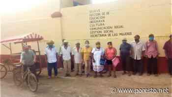 Campesinos se manifiestan para exigir los pagos de Bienestar Municipal en Muna - PorEsto